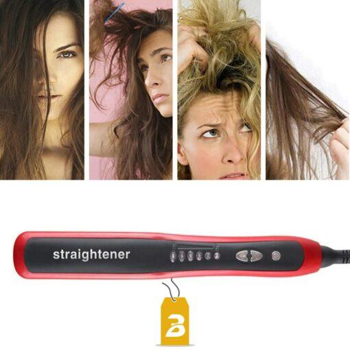 Peigne Lisseur à cheveux